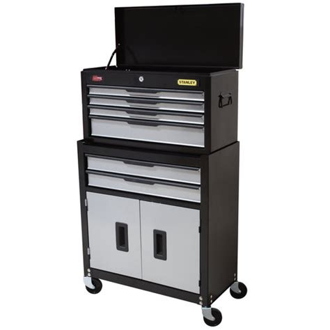 tool cabinets and chests stanley c 106dbs tool chest professional tool chest tool chest cabinet combo six drawer tool