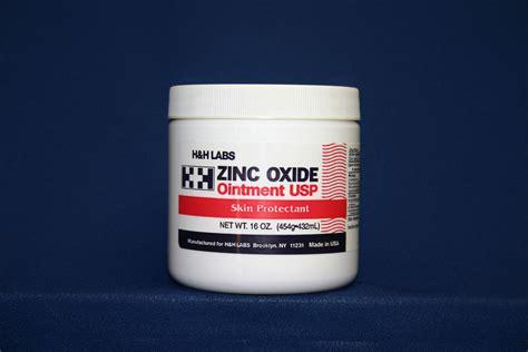 Zinc Oxide Ointment Tristate Surgical