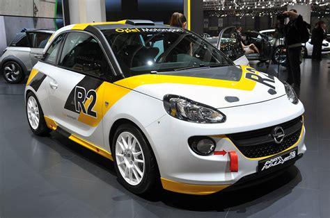 Opel Adam R2 Rally Car is a plucky little bruiser - Autoblog