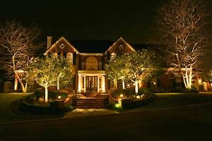 Hassle free landscape lighting installation