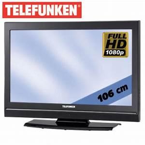 Tv 106 Cm : 42 fullhd lcd tv t42r884fhd 106 cm von real ansehen ~ Teatrodelosmanantiales.com Idées de Décoration