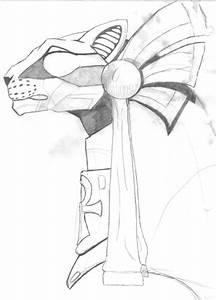 Stargate design - Bastet by SodiumNoir on DeviantArt