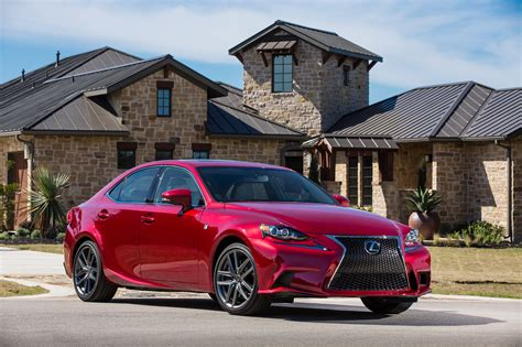 2018 Lexus Is350 Reviews And Rating Motor Trend