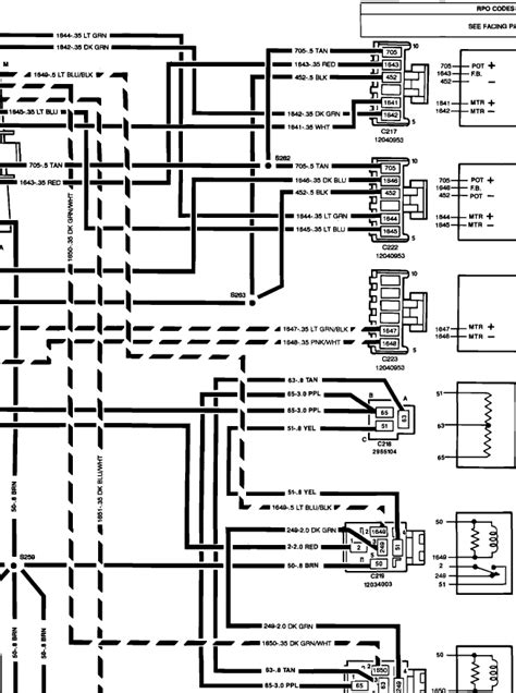 1998 A C Compressor Wiring Diagram by Want To If You Can Give Me A Wiring Diagram From The