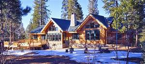 Building A New Log Home And Choosing The Right Partner