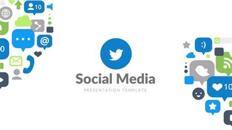 social media pro  powerpoint template