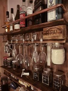 Getränkeregal Selber Bauen : weinregal palettenregal selber bauen whine rack diy tutorial diy ~ Yasmunasinghe.com Haus und Dekorationen