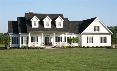 Dream Home Plans The Classic Cape Cod Houseplansblog