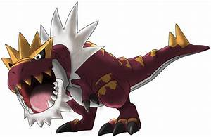 Tyrantrum by Blui129 on DeviantArt