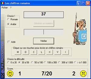 20 En Chiffre Romain : scalpa ecrire en chiffres romains ~ Melissatoandfro.com Idées de Décoration