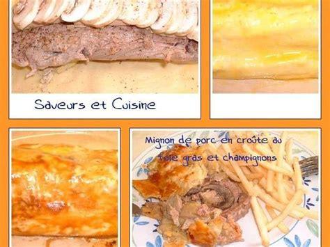cuisine filet mignon de porc recettes de filet mignon de porc de saveurs et cuisine
