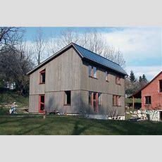 Holzfassaden, Lärche, Fichte, Natur, Lasiert, Verputzt Vom