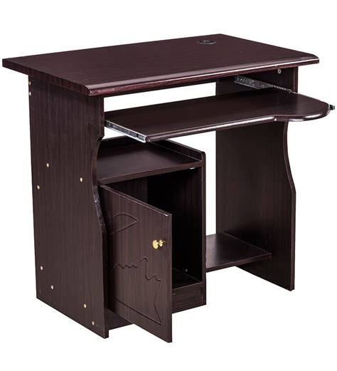 small computer desk buy compact computer table by royal oak 2331