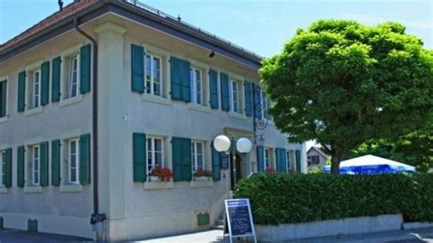 auberge communale du mont sur lausanne in le mont sur lausanne restaurant reviews menu and