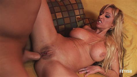 Horny Milf With Big Boobs Likes To Have Rough Anal Sex By
