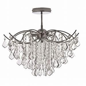 Saxby lighting cubita ceiling flush range bathroom