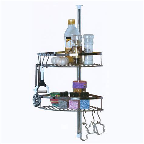 etagere telescopique cuisine mobilier d 39 appoint cuisine maison futée