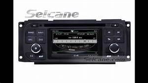 2003 2004 2005 Chrysler Pt Cruiser Aftermarket Car Bluetooth Stereo Navigation System Support Hd