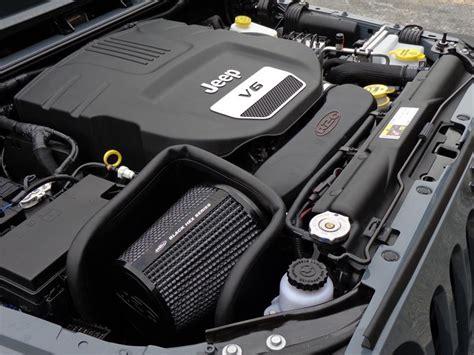 Jeep Wrangler Cold Air Intake