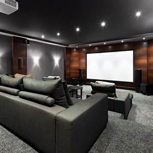 Media Home Cinema : home cinema and media room design ideas ~ Markanthonyermac.com Haus und Dekorationen