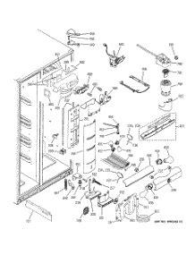 parts  ge pssngpaww refrigerator appliancepartsproscom