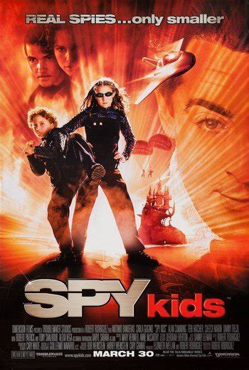 spy kids film tv tropes