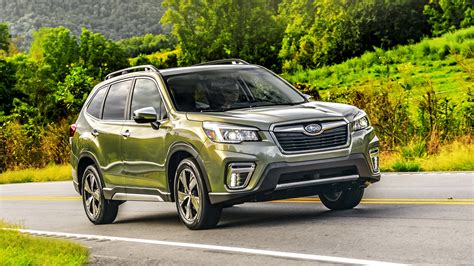 The 2019 Subaru Forester by 2019 Subaru Forester Drive Review Automobile Magazine