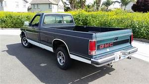 1987 Gmc S15 Sierra Classic Standard Cab Pickup 2