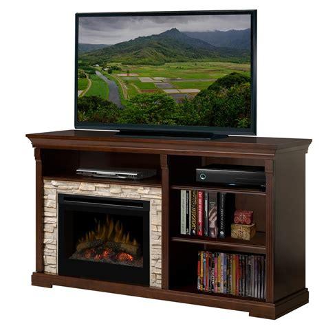 electric fireplace media cabinet dimplex gds25 1269e edgewood media console electric