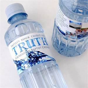 bottle church and personalized water bottle labels on With church water bottle labels