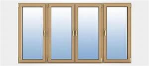 Porte fenetre bois 4 vantaux portes de balcon sur mesure for Porte fenetre 4 vantaux
