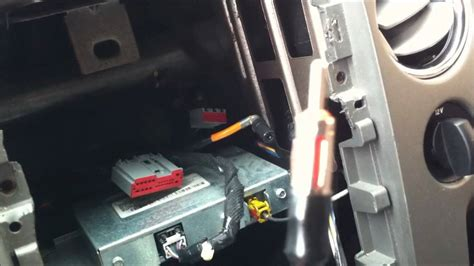 install  double din headunit     ford