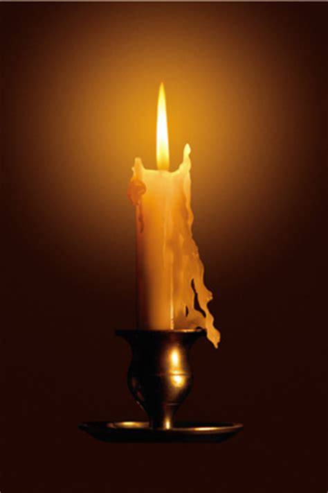Lamp Under A Bushel by Candle Spell To Attract Love O