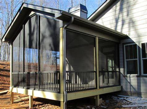 Screen Rooms: Greenville, SC: Greenville Awning Co