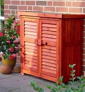 Geräteschrank Garten Holz : leco gartenschrank ger teschrank garten holz aufbewahrung schrank mahagoni 95cm ebay ~ Whattoseeinmadrid.com Haus und Dekorationen