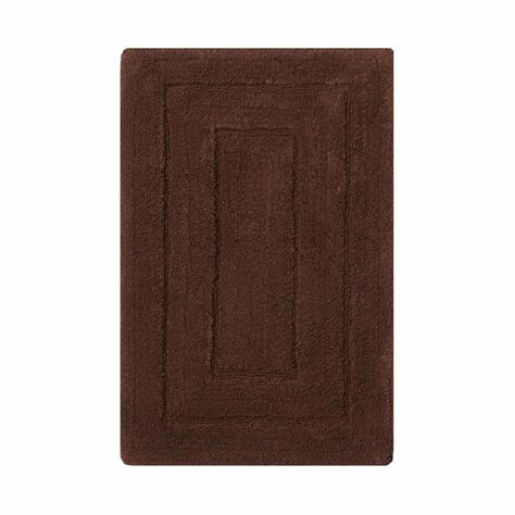 home decorators collection newport chocolate 24 in x 40