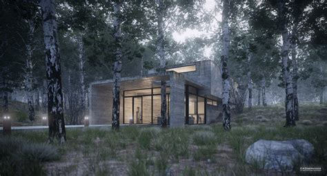 House In The Forest by 32 House In The Forest View 2 Juan K Torres Ronen