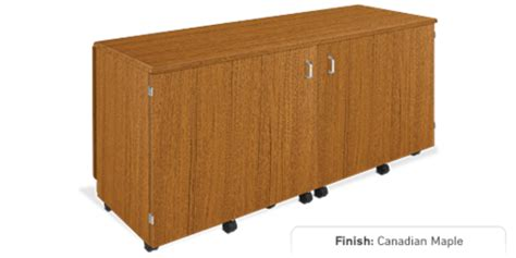maple kitchen cabinet koala sewing cabinets precision sewing 3997