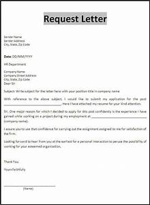 request letter template templates pinterest letter With sample letter requesting a copy of employment contract