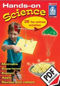 Hands-on Science – 36 fun science activities – Ages 6–8 ...
