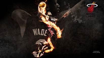 Wade Heat Miami Dwyane Wallpapers Screensavers Dwayne