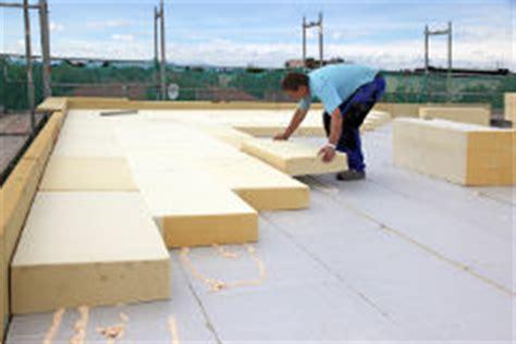 Flachdachaufbau Und Dachisolierung by Flachdach D 228 Mmung