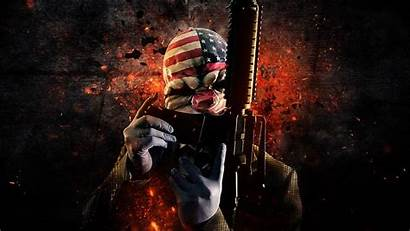Payday Wallpapers Games Gun Backgrounds Desktop Mobile