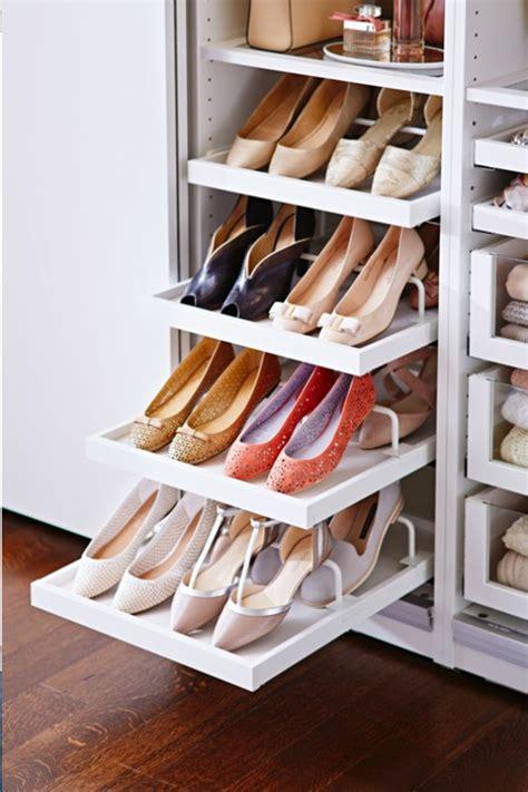 handy shoe storage ideas  effective space management