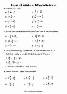 Bruchteile Von Größen Berechnen : mathe unterrichtsmaterial ~ Themetempest.com Abrechnung