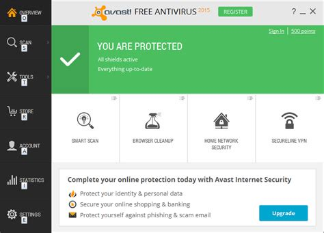 Download Avast Free Antivirus For Windows 10