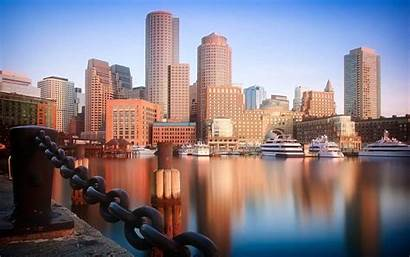 Skyline Boston Wallpapers