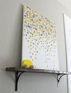Diy dot wall art ideas to paint