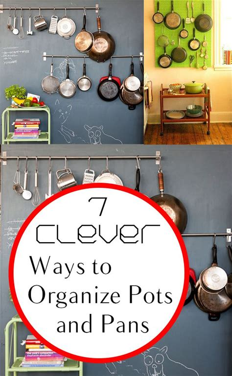 how to organize pots and pans in small kitchen 1692 best organization images on school 9923