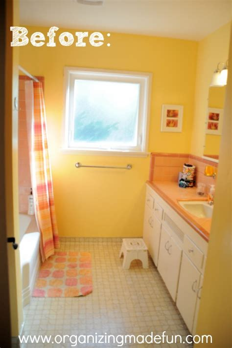 kids bathroom makeover reglazing results